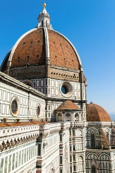 size: Photographic Print: The Dome of the Duomo Santa Maria Del Fiore, Florence (Firenze),Tuscany, Italy, Europe by Nico Tondini : Artists Verona Italy, Puglia Italy, Florence Italy, Venice Italy, Tuscany Italy, Architecture Drawing Art, Palermo Sicily, Lake Garda, Beach Landscape