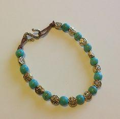 Handmade Beaded Bracelet | eBay