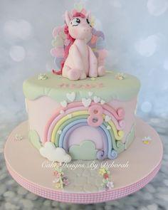 Pinkie Pie My little pony birthday cake Cake Designs By Deborah