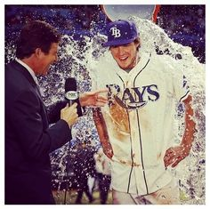 Wil Myers after his walk-off HR
