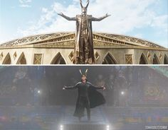 Wow, I didn't realize. It's The Moment for Loki.