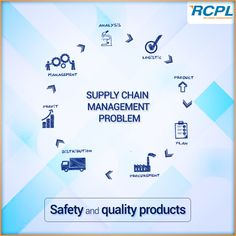 The #SupplyChainManagement industry is full of challenges. Maintaining the quality of products is one of the common problem faced by the industry. We at #RCPL ensure on time delivery of your cargo with our nationwide network and excellent services. http://www.rcpl.net.in