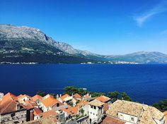 49 Islands You Must Visit Before You Die - Old town, Korcula #travel #wanderlust #Croatia #korcula