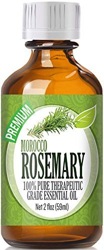 Rosemary 60ml 100 Pure Best Therapeutic Grade Essential Oil  60ml  2 oz Ounces * This is an Amazon Affiliate link. To view further for this item, visit the image link.