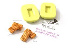 Stampi in silicone-Stampi per il fimo-Stampo Biscotto-Stampo Gioielli-Stampi Silicone-Stampini in Silicone-Stampi Fimo-Fimo ST426