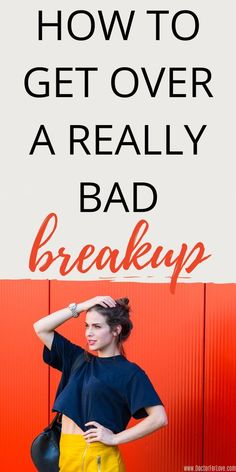 How to get over a breakup? How to forget your ex? How to mend your broken heart? This is a free guide to overcome a breakup. #breakup #overcomebreakup #getoverbreakup #getoverex