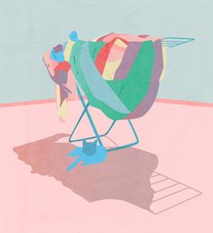 Objects of my Affection by Sofia Noceti, via Behance