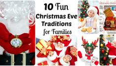 10 Christmas Eve Traditions for Your Family!