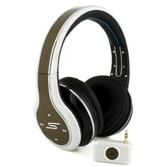 SMS Audio SYNC by 50 Cent Wireless Over-Ear Headphones (