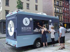 Kelvin Slush!! Amazing! (I once chased a truck two blocks on a rainy day for a ginger slush)