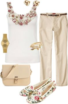 """Simple Summer Larger:)"" by musicfriend1 on Polyvore"
