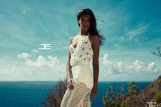 #EtienneJeanson - #spring #summer 2017 #collection #Joan - #couture - #StBarth #Stbarts #ootd #luxe #photo by #CamelliaMenard w #FabiolaSpeziale