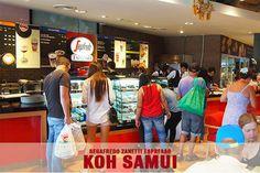 Kolejnym malowniczym miejscem, w którym znajdziecie jedną z naszych kawiarni jest tajska wyspa Ko Samui. Szacuje się, że rocznie odwiedza ją aż 1,2 mln turystów! W drodze na jedną z piaszczystych plaż mogą spróbować Iced Caffe Late lub orzeźwiającego Espresso Granita. #Segafredo #KawiarnieSegafredo #WłoskaKawa