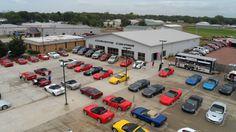 Corvette Week @Jerry's Chevrolet & Corvette Center in Beresford, SD #Jerrys #Corvette #Beresford www.jerryscars.com