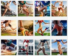 13 Sets Awesome and Sexy FIFA World Cup 2014 Wallpapers
