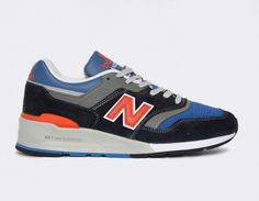 #New Balance 997 JNB Made in USA #sneakers