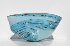 Tidal Wave Hand Blown Made in South Africa