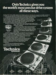 Technics Turntable Add