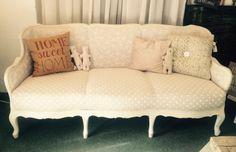Redesigned sofa by #baloghgyerekek