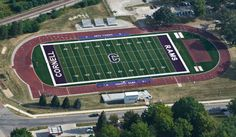 The Home of the Cornell Rams Football Stadiums, College Football, Cornell College, Cornell University, Cathedrals, Lacrosse, Main Street, Athletics, Ash