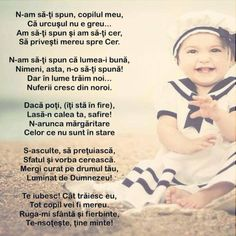 Baby Education, Happy Life, Wise Words, Adoption, Quotes, 8 Martie, Babys, Sweet, Learning