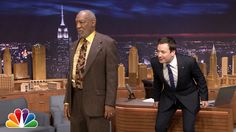 Jimmy Fallon Impersonates Bill Cosby to Bill Cosby (+playlist)