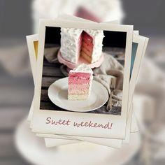 Weekend, Cake