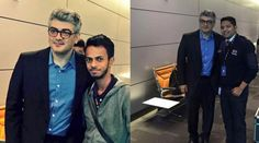 "Chennai ungal kaiyil. ""Thala"" Ajith's selfie stills with his fans in the Chennai Airport during his trip to Bulgariya for his 57th movie shooting. #latestupdates www.chennaiungalkaiyil.com. Latest cinema news Upcoming movies update Cinema updates"