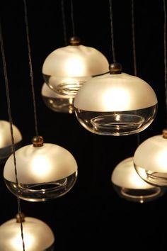 Shakuff - Exotic Glass Lighting and Decor - Milk