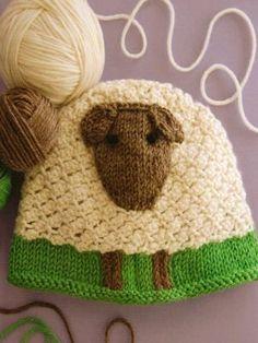 hen hat knitting - Google Search