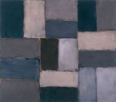 Sean Scully Wall of Light Burren 2003 Oil on linen, 75 x 85 inches, courtesy Galerie Lelong, New York