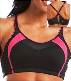Moving Comfort Urban X-Over Sports Bra 300480