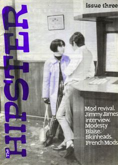 Acid Jazz label owner/DJ Ed Piller and designer Steve Rowland have putting together a fanzines from 1978 to entitled Modzines Old Fashioned Typewriter, Well Dressed Kids, Bad Grammar, Acid Jazz, Top Reads, Uk Today, Sign Off, Handwritten Letters, Northern Soul