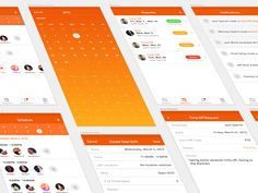 Employer Scheduling Mobile App