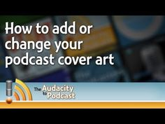 """How to add or update podcast cover art in the 3 places in MUST be. Also learn more about Apple's """"new"""" podcast cover art """"requirement."""""""