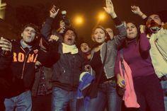 """Spacio Libre estuvo presente en la marcha #tomalacalle #22J en protesta a la """"repartija"""" realizada por el Congreso para la elección de los miembros del Tribunal Constitucional, la Defensoría del Pueblo y el Banco Central de Reserva / Foto: Mario Ramos."""