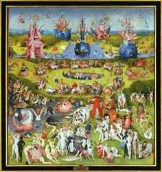 Hieronymus Bosch, Garden of Earthly Delights
