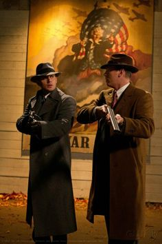 7x12 Time After Time After Time....Dean and Elliot Ness