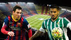 El Barcelona y el Real Betis, con el peruano Juan Manuel Vargas, cerrarán su año futbolístico este miércoles en el Camp Nou desde las 2:30 p.m. (hora peruana) con transmisión de DirecTV, choque que los azulgranas afrontan como un desafío por un doble motivo: batir el récord de goles marcados en un año y afianzarse en el liderato. Diciembre 29, 2015.