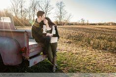 Fairview Farm Engagement Photos, Richmond VA Wedding Photographer Julie J. Photography