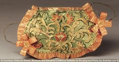 Isabelle de Borchagrave's collection of period costumes