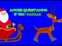 Bebe - Anche quest'anno è già Natale - YouTube Italian Christmas, Merry Christmas, Canti, Montessori, Crafts For Kids, Songs, Youtube, Halloween, Xmas
