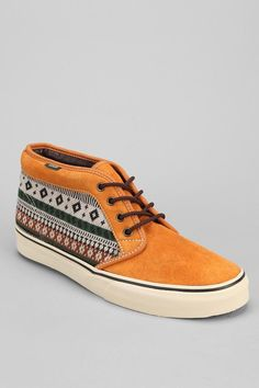 Vans 79 Chukka Boot // Men's fashion : style for man : The wardrobe : Street style : casual wear