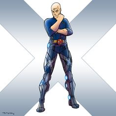 X-Men: Professor X by arunion.deviantart.com on @deviantART