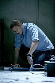 Still of Wentworth Miller in Prison Break (2005)