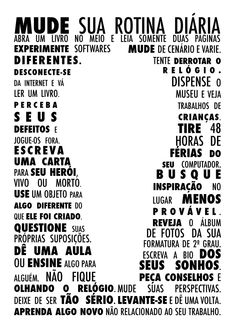 #ideia The Words, More Than Words, Monólogo Interior, Little Bit, Sentences, Life Lessons, Einstein, Coaching, Inspirational Quotes