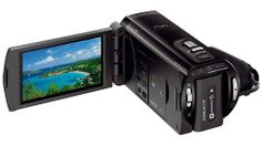 "The Sony HDR-TD30V is a Full HD 3D camcorder with a 3D Ready 3.5"" Xtra Fine LCD™ display and dual Wide Angle G lenses to capture everything you want. Read the full Sony HDR-TD30V review. #sonycamcorders #sonyhdrtd30v"