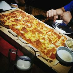 Mulligan's bar Menu of PIZZA in b.f homes paranaque city metro manila phlippines