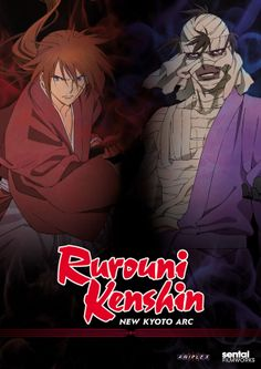 This release from the period-adventure anime RUROUNI KENSHIN: NEW KYOTO ARC offers both parts of the series OVA, re-imagining the story from the original RUROUNI KENSHIN series, following sixteen year old Misao Makimachi, the youngest member of the Oni...