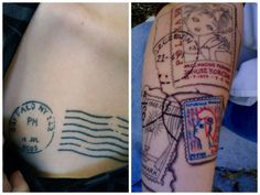 40+ pictures of the best travel-themed tattoos - Matador Network